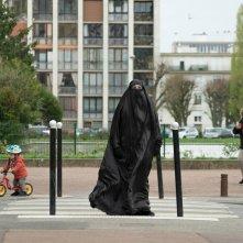 Due sotto il burqa: Félix Moati in un'immagine del film