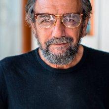 Un primo piano dell'attore Gigi Savoia
