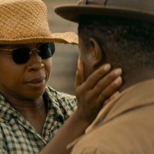 Mudbound: Mary J. Blige in una scena
