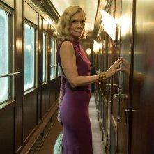 Assassinio sull'Orient Express: Michelle Pfeiffer in una foto del film