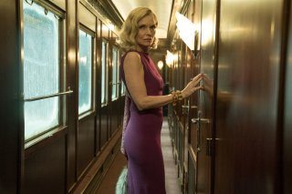 Assassinio sull'Orient Express: Michelle Pfeiffer in una foto del film