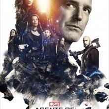 Agents of S.H.I.E.L.D.: un poster della quinta stagione