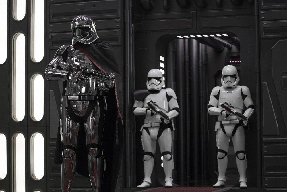 Star Wars Gli Ultimi Jedi Gwendoline Christie