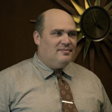 Suburbicon: Glenn Fleshler in un momento del film