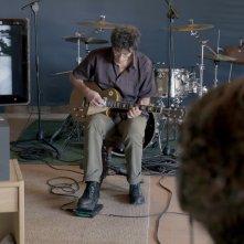 Cento anni: Massimo Zamboni in un'immagine del documentario