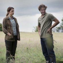 Dark River: Mark Stanley e Ruth Wilson in un momento del film
