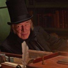 Dickens - L'uomo che inventò il Natale: Christopher Plummer in una scena del film