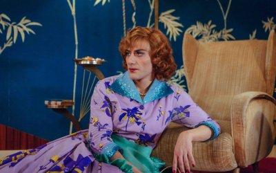 """Filippo Timi presenta Favola: """"Ogni uomo dovrebbe mettersi nei panni di una donna"""""""