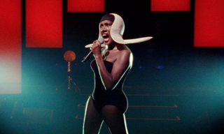Grace Jones - The Music of My Life: un'immagine del documentario