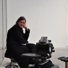 Grace Jones - The Music of My Life: la regista Sophie Fiennes sul set del documentario