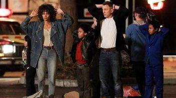 Kings: Halle Berry e Daniel Craig in una scena del film