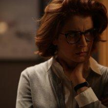 La Cordillera: Erica Rivas in una scena del film