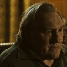 Let the Sunshine In: Gérard Depardieu in una scena del film