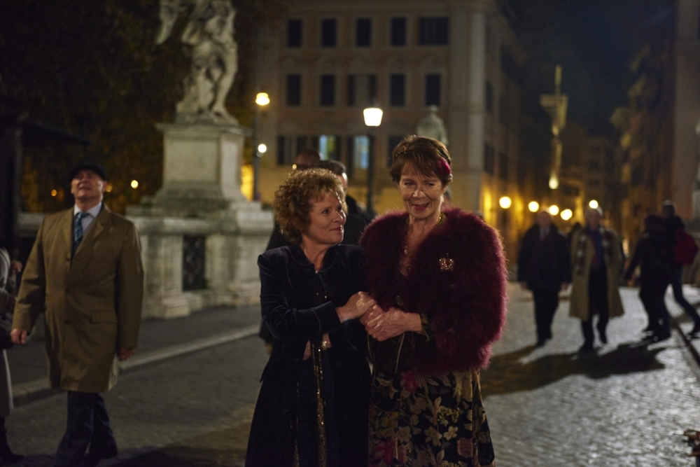 Ricomincio da me: Imelda Staunton e Celia Imrie in una scena del film