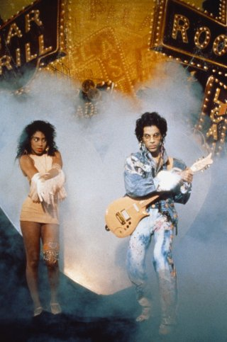Prince - Sign o' the Times: Prince in un momento coreografato