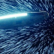 Star Wars: Gli Ultimi Jedi: una scena del film