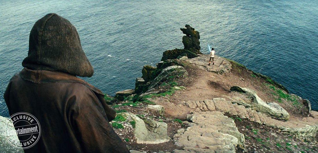 Star Wars The Last Jedi Luke Rey