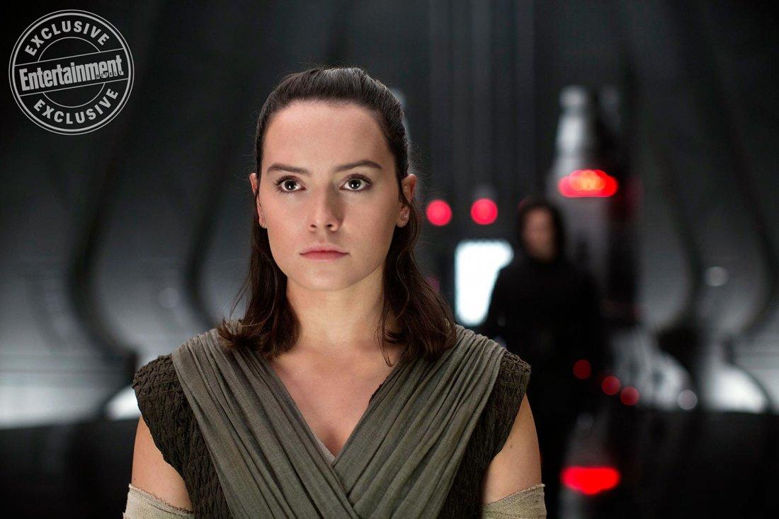 Star Wars The Last Jedi Rey Daisy Ridley