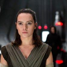 Star Wars: Gli Ultimi Jedi: un primo piano di Daisy Ridley