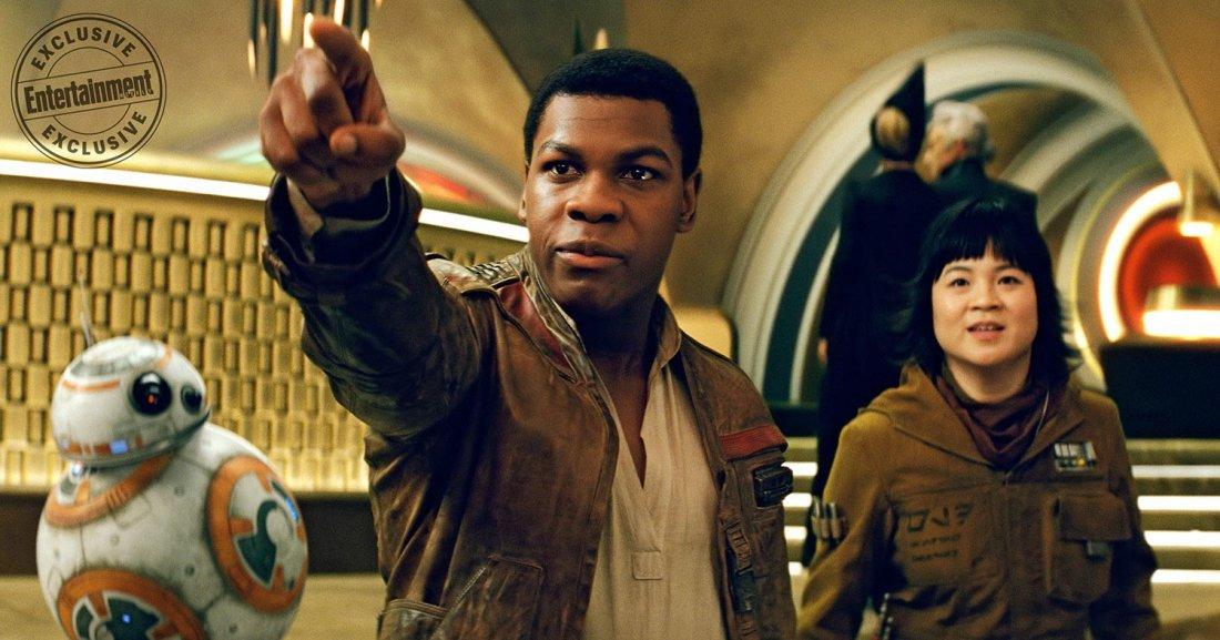 Star Wars The Last Jedi Rose Bb8 Finn