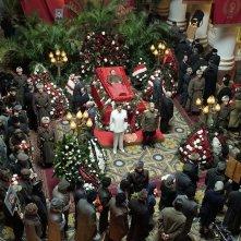 The Death of Stalin: un momento del film