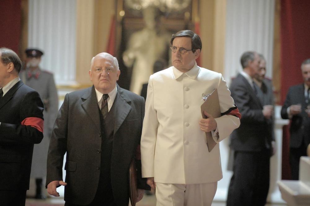 The Death Of Stalin Simon Russell Beale Jeffrey Tambor   Copia
