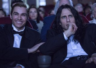 The Disaster Artist: James Franco e Dave Franco in una scena del film