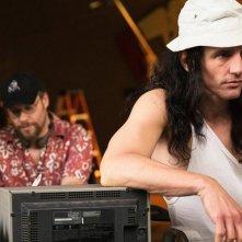 The Disaster Artist: James Franco e Seth Rogen in una scena del film