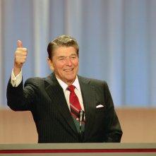 The Reagan Show: un'immagine che ritrae Reagan