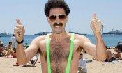 Sacha Baron Cohen si offre di pagare la multa a turisti vestiti come Borat