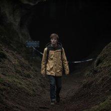 Dark: una scena con Louis Hofmann