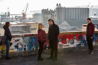 Gomorra 3: Salvatore Esposito e Cristina Donadio nel quarto episodio