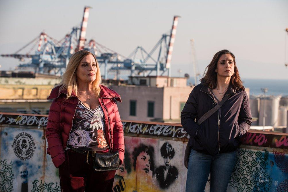 Gomorra 3: Cristina Donadio e Cristiana Dell'Anna nel quarto episodio