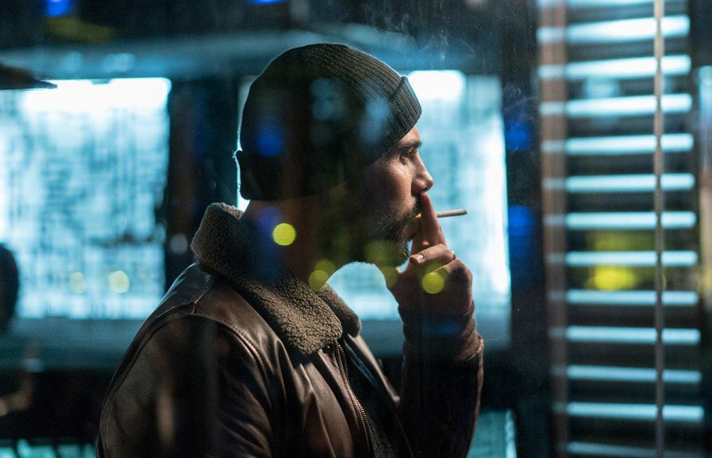 Gomorra 3: Ciro (Marco D'Amore) in una foto del terzo episodio