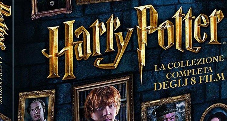 Harry potter black friday amazon