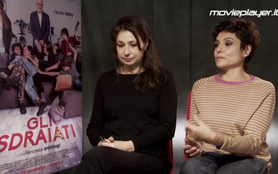 Gli sdraiati: intervista a Francesca Archibugi e Antonia Truppo