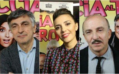 Caccia al tesoro: Salemme, Buccirosso e Serena Rossi cercatori di risate per i Vanzina