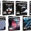 Christopher Nolan, a Natale i 7 film del regista in 4K Ultra HD. E c'è anche il Boxset Collection