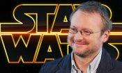 Star Wars: Rian Johnson parla per la prima volta della nuova trilogia della saga!