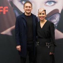 Seven Sisters: Noomi Rapace e il regista Tommy Wirkola a Torino 2017
