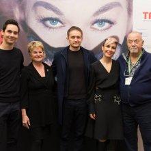 Seven Sisters: Noomi rapace e la crew a Torino 2017