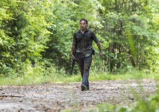 The Walking Dead: Andrew Lincoln nell'episodio The King, The Widow and Rick