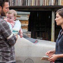 The Walking Dead: 65130 in un momento dell'episodio The King, The Widow and Rick