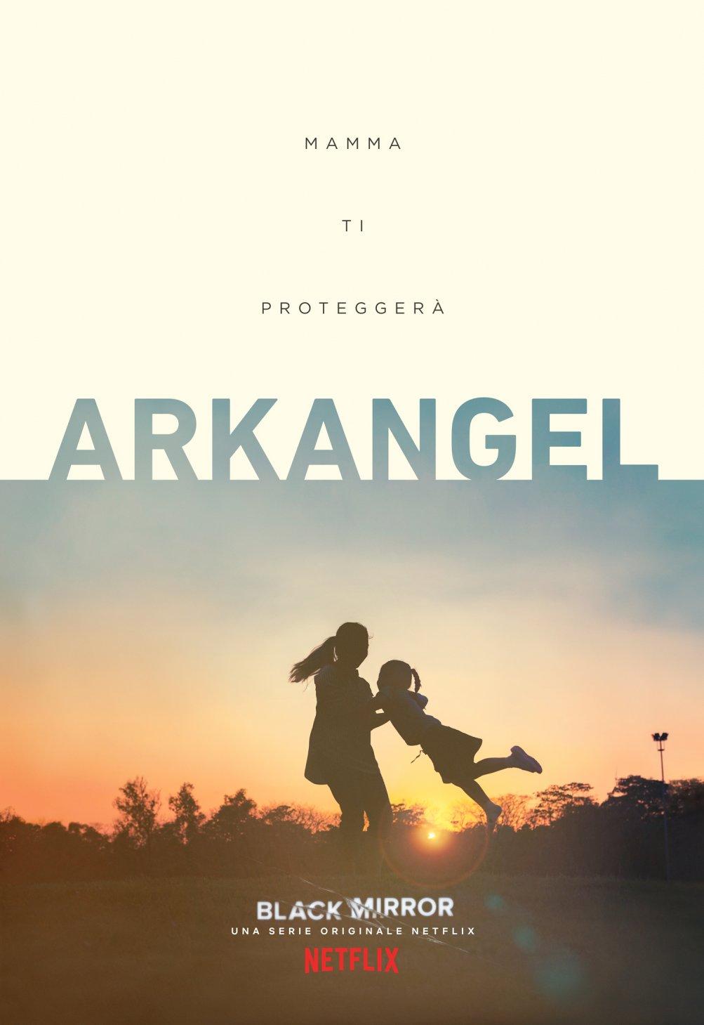 Black Mirror: il poster per l'episodio Arkangel
