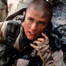Soldato Jane: una scena del film