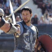 Il gladiatore: un momento del film