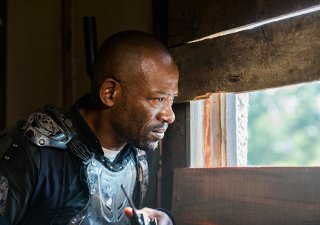 The Walking Dead: Lennie James in una foto di Time for After