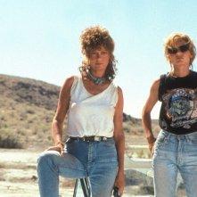 Thelma e Louise: un'immagine del film
