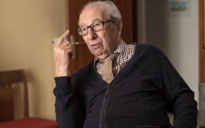 My War is Not Over: Bruno Bigoni racconta le imprese del cacciatore di memorie Harry Shindler