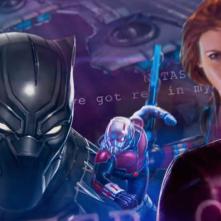 Avengers: Infinity War - un'immagine del primo trailer